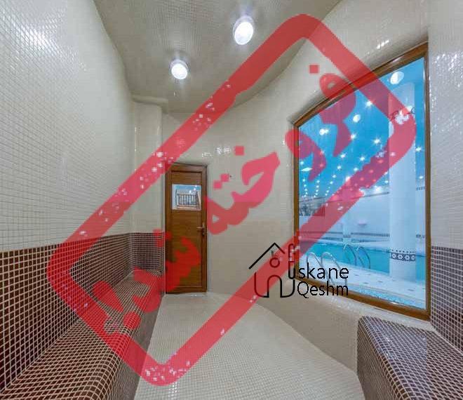 رهن و اجاره آپارتمان برج داریوش قشم 3 خواب
