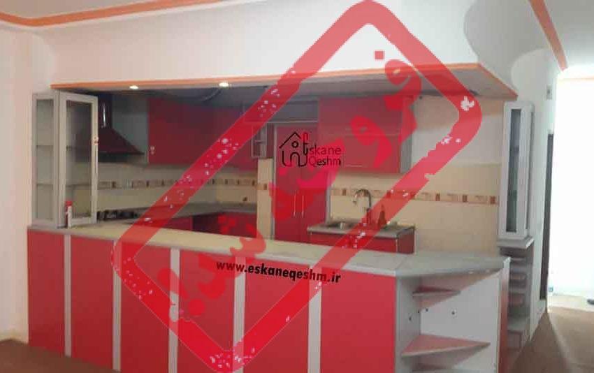 رهن و اجاره آپارتمان قشم ( مجتمع خلیج فارس )