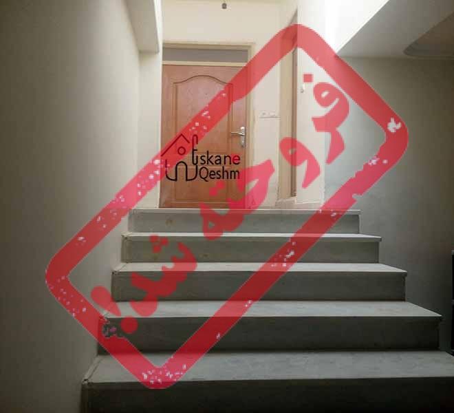 خانه ویلایی فروشی قشم - شهرک نمریمان قشم - 90 متری - شیک