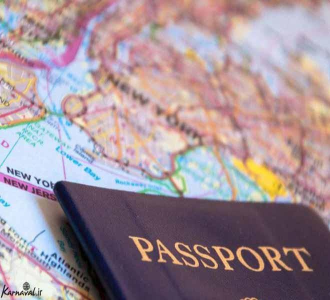 اخذ ویزای دوبی ، عمان ، قطر با قیمت مناسب در جزیره قشم