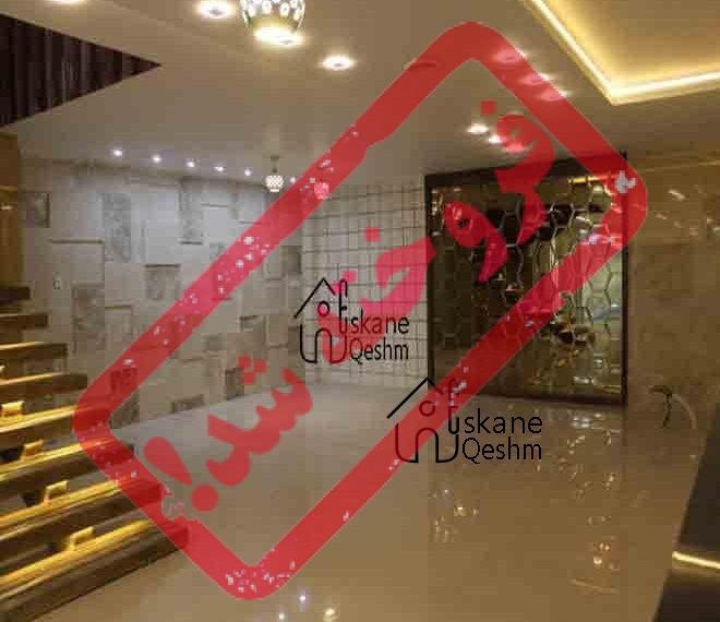 خرید خانه 3 خواب در قشم دکور آینه کاری