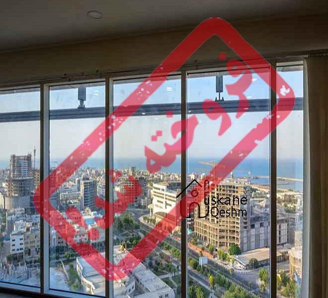 فروش آپارتمان یک خواب برج دوقلو آپادانا