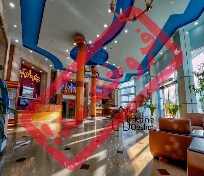 فروش دو خواب برج دوقلو آپادانا - برج مسکونی شیک