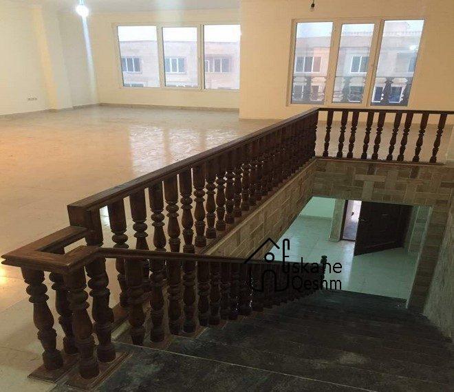 خرید خانه ویلایی سه خواب دید به دریا در قشم (1)