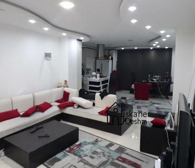 فروش آپارتمان دو خوابه فول امکانات در قشم (3)