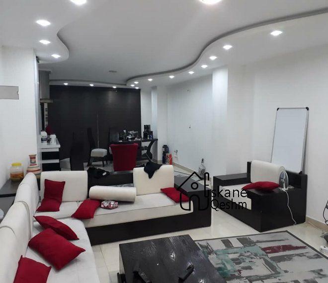 فروش آپارتمان دو خوابه فول امکانات در قشم (4)